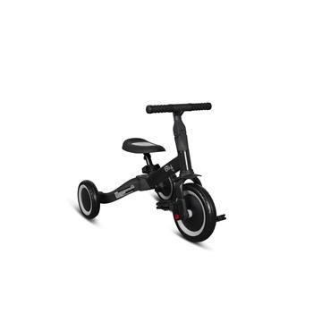 Baninni Balance Bike 4in1 Fresa, Sort