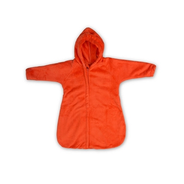 Køredragt Fleece Orange