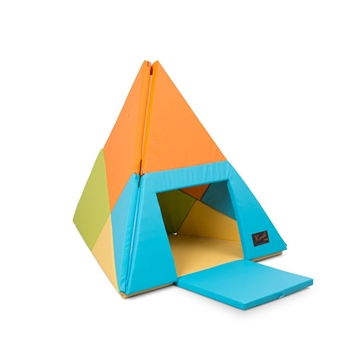 Fun House Multi-Purpose, telt, tipi, legemadras